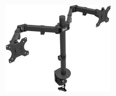 Klip Xtreme KPM-310 | Soporte para dos monitores hasta 32