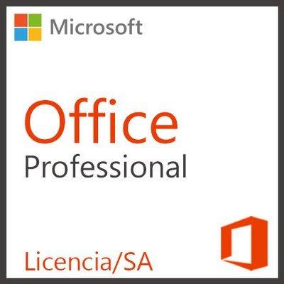 Office Professional Plus | Licencia/SA (Licencia con Software Assurance) Corporativa OPEN