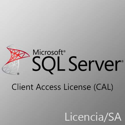 SQL Server CAL | Licencia/SA (Licencia con Software Assurance) Corporativa OPEN