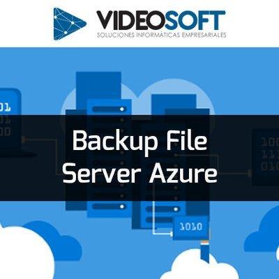 Backup File Server Azure