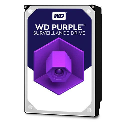 "Western Digital Purple Surveillance Hard Drive | 2TB | 3.5"""