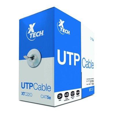 Xtech-Cable UTP al por mayor | RJ-45 (M) a RJ-45 (M) - 305m