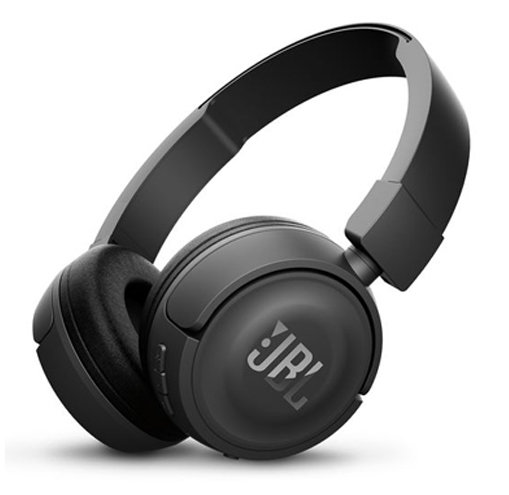 JBL T450BT | Wireless on-ear headphones | Color Negro
