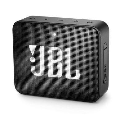 JBL GO 2   Portable Speaker   Color Negro