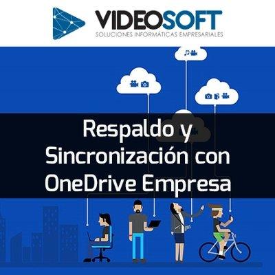Respaldo y Sincronización con OneDrive Empresa