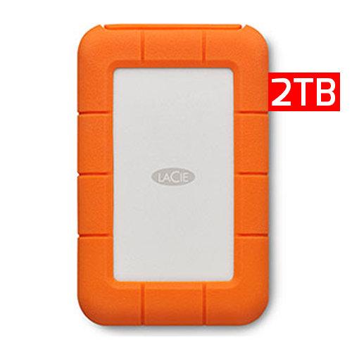 Lacie Disco Duro Rugged USB-C | 2TB
