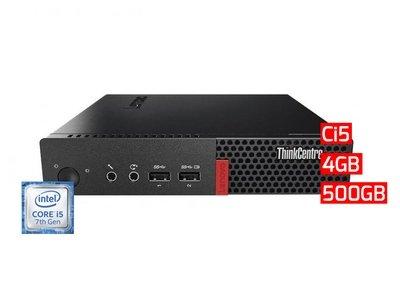 Lenovo ThinkCentre M710 Tyni | Ci5 - 4GB -500GB HDD