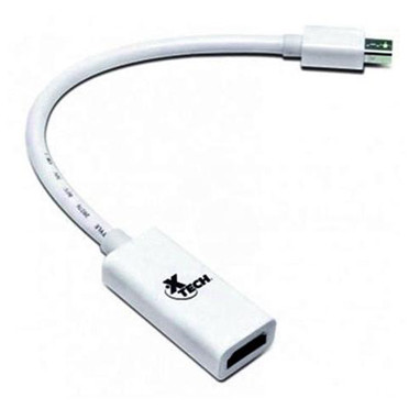 Xtech Display Adapter | DisplayPort to HDMI Type A