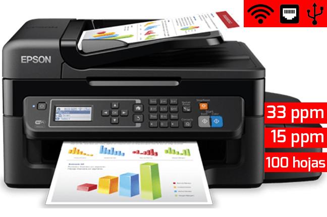 Epson EcoTank L575 | Impresora multifunción