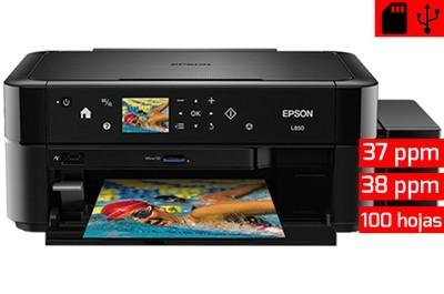 Epson EcoTank L850 | Impresora multifunción fotográfica