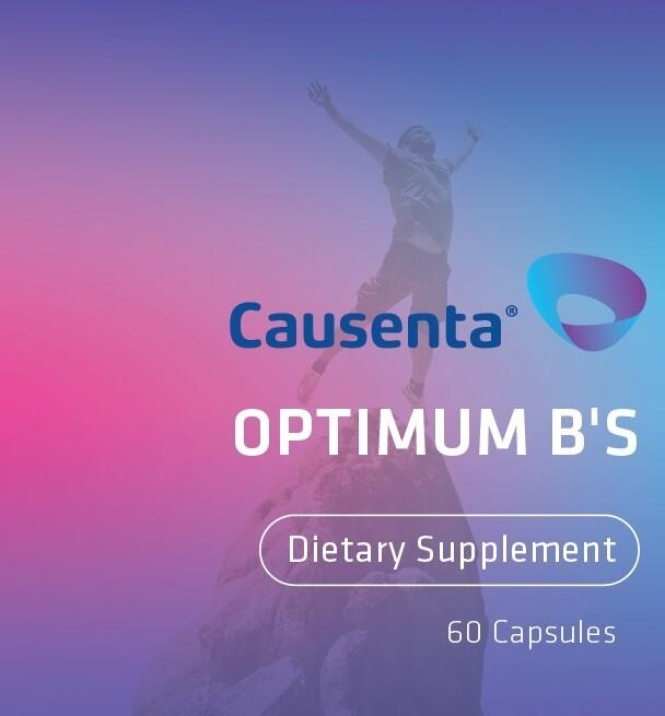 Optimum B's - Folate, B12 and Biotin