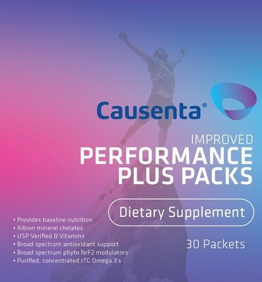 Performance Plus Packs - Multivitamin and Mineral Blend