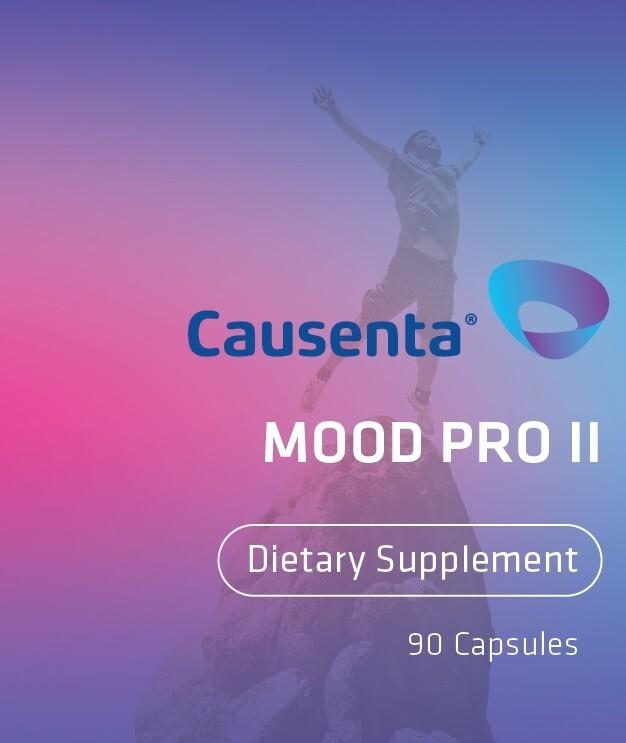 Mood Pro II - Taurine, L-Theanine, GABA and 5-HTP