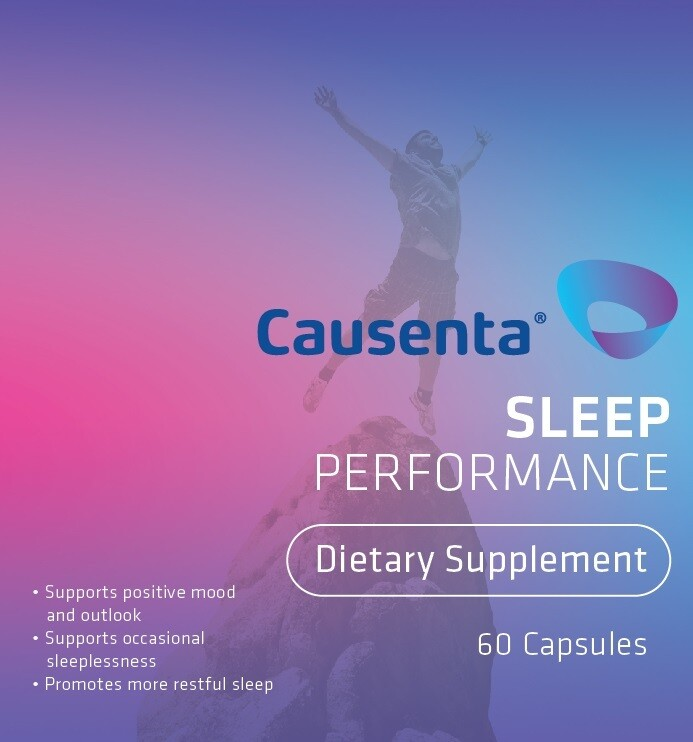 Sleep Performance -Valerian Root and L-Theanine