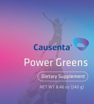 Power Greens -Greens, Veggies, Fruit and Antioxidants