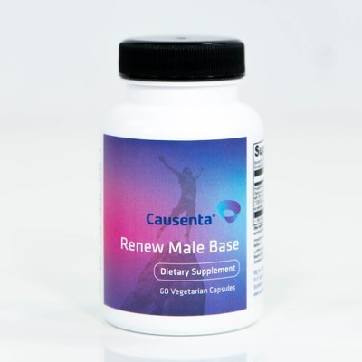 Renew Male Base - Shilajit and Eurycoma Longifolia