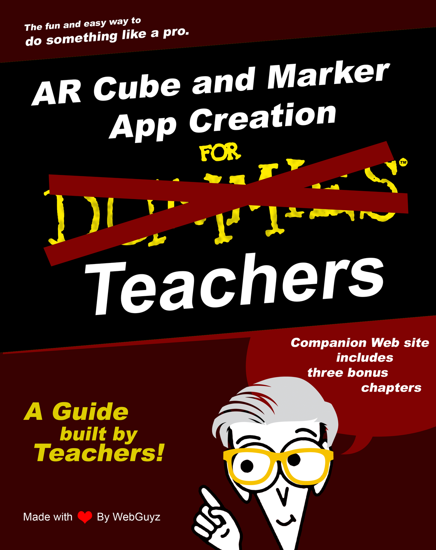 WebGuyz AR Book + CoreSDK For Educational Facilities