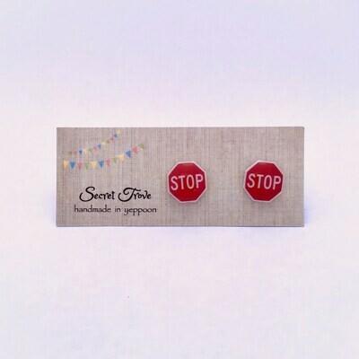 Stop Sign Studs