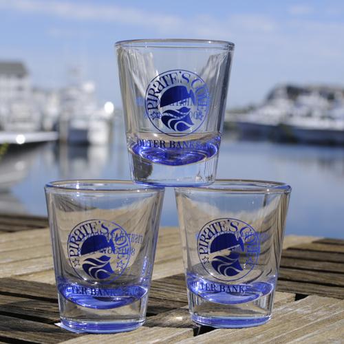 Pirate's Cove Shot Glass