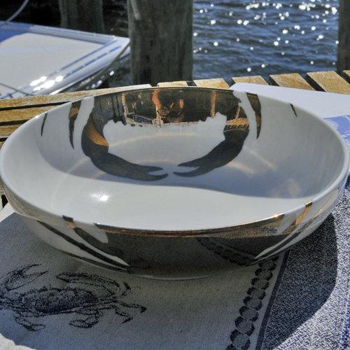 Caskata Low-Profile Crab Bowl