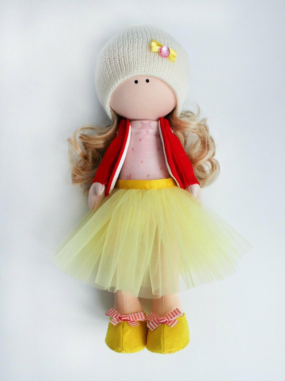 Набор для шитья интерьерной куклы (ТМ Цветной) DI047 София