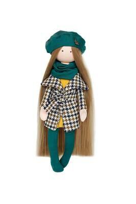 Набор для шитья интерьерной куклы (ТМ Цветной) DI051 Паулина