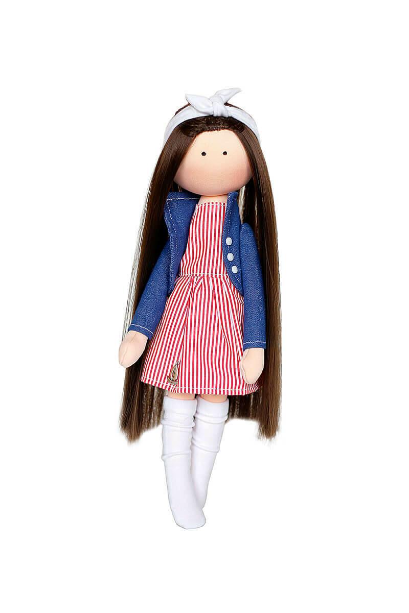 Набор для шитья интерьерной куклы (ТМ Цветной) DI049 Ассоль