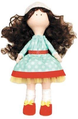 Набор для шитья интерьерной куклы (ТМ Цветной) DI044 Принцесса Космея