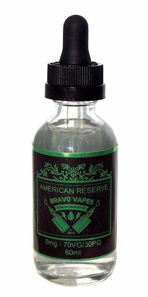 Green Label  - AMERICAN RESERVE   60ml