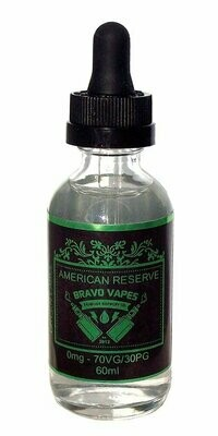 Green Label  - AMERICAN RESERVE   60ml