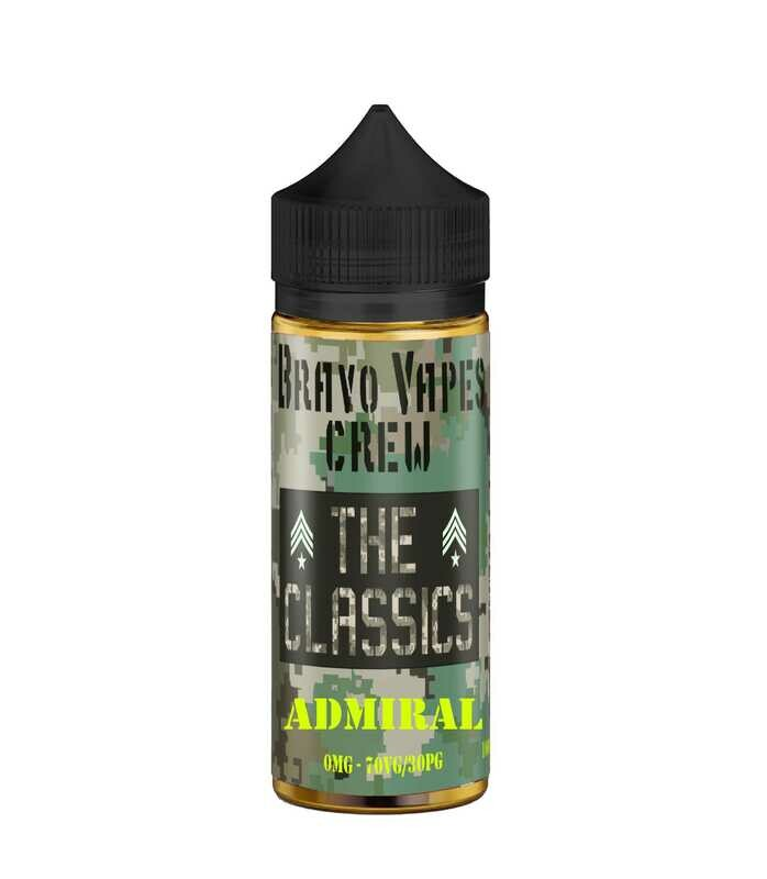 ADMIRAL - The Classics  80ml in flacone da 100ml