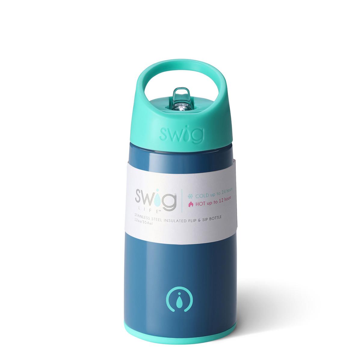 Denim 12 oz Kids Bottle