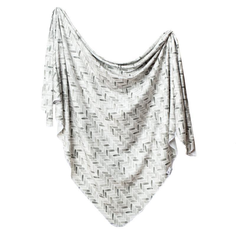 Knit Blanket- Alta