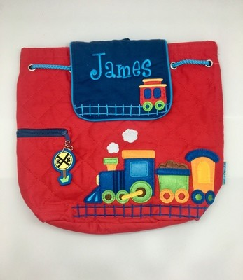 Train Quilted Backpack