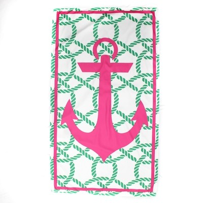 Microfiber Anchor Kelly Green