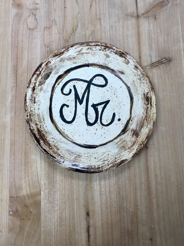 Mr. Plate