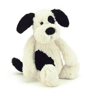 Black/Cream Puppy