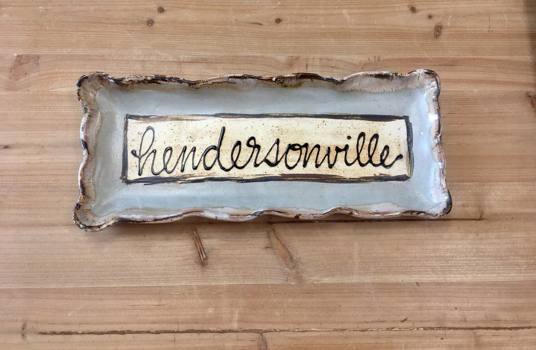 Hendersonville Tray