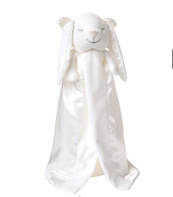 Prayer Bunny Mini Blanket