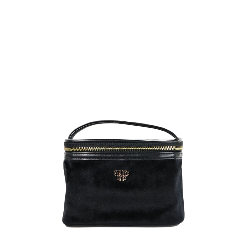 Getaway Jewelry Case-Velvet Black