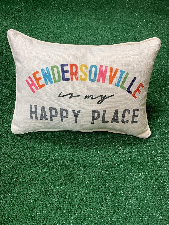Hendersonville Pillow