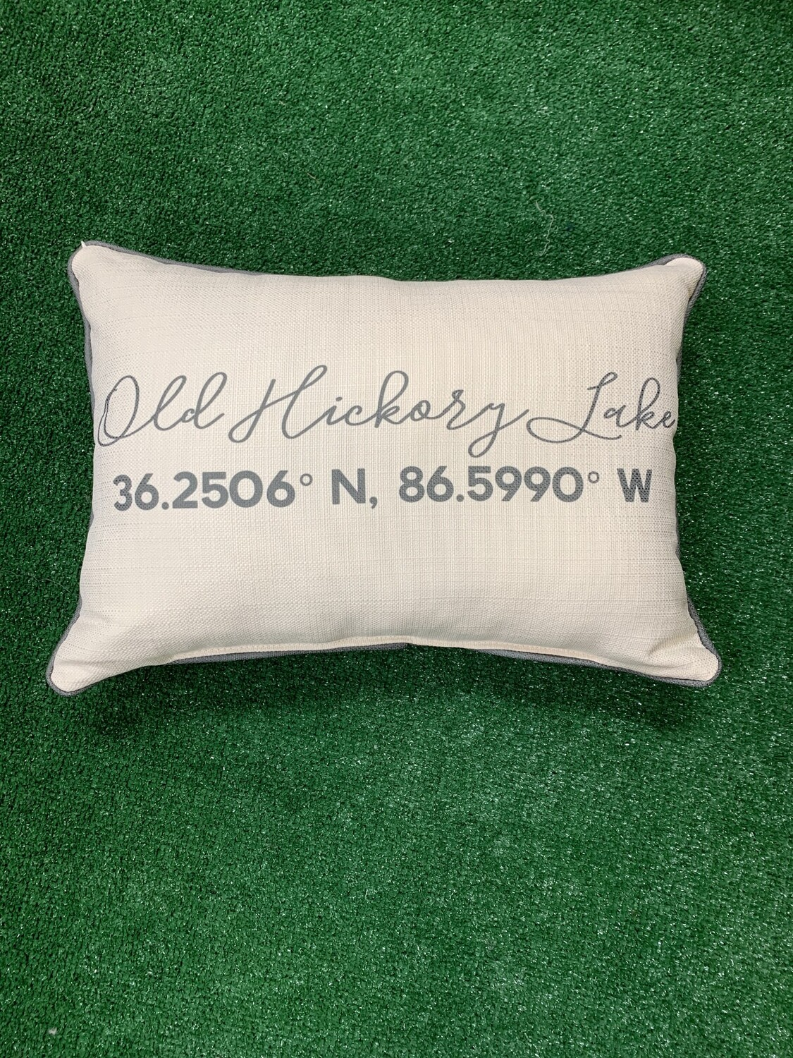 Old Hickory Lake Pillow