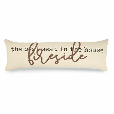 Fireside Pillow