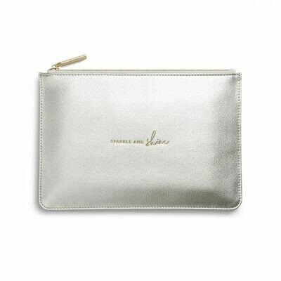 Katie Loxton Sparkle and Shine Perfect Pouch