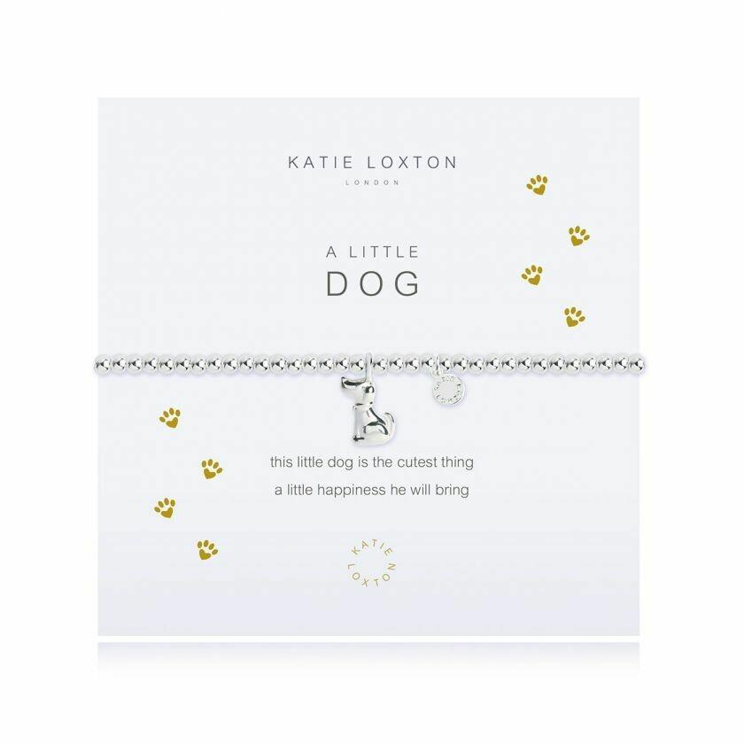 a little Dog bracelet