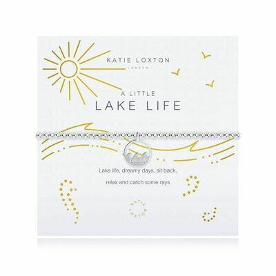 a little Lake Life bracelet