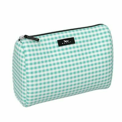 Barnaby Checkham Packin' Heat Make Up Bag