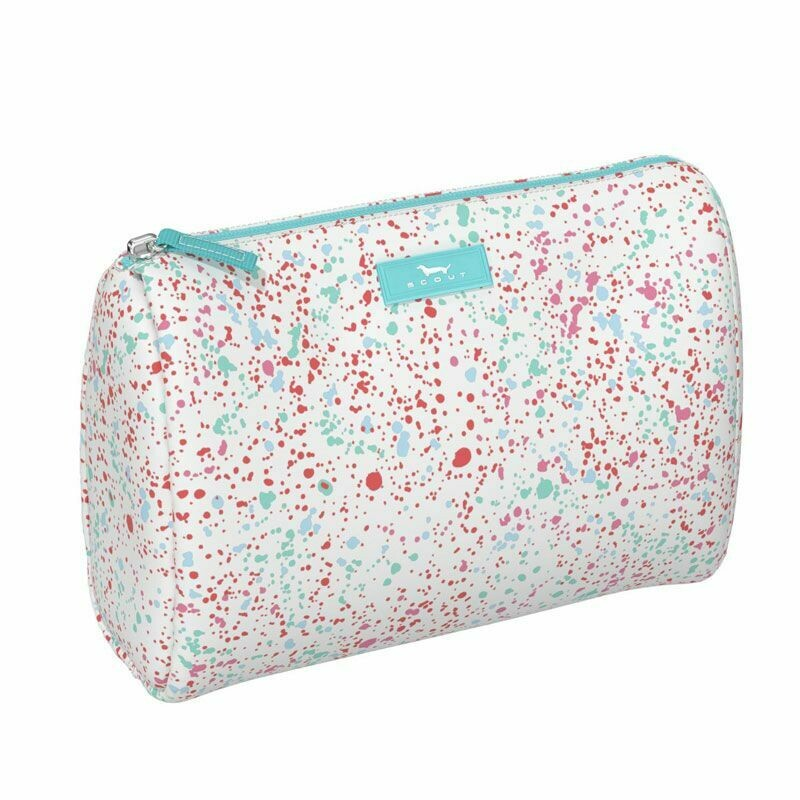 Splatti LaBelle Packin' Heat Makeup Bag