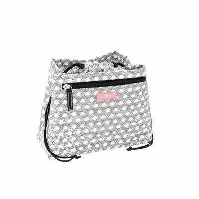 Basket Case Glam Squad Makeup Bag