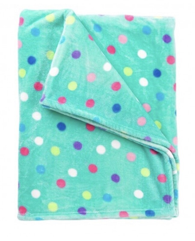 Lottie Blanket Plush Throw